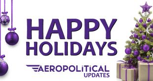 Happy Holidays from Aeropolitical Updates